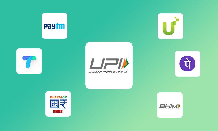 """印度""""国民支付""""UPI"""