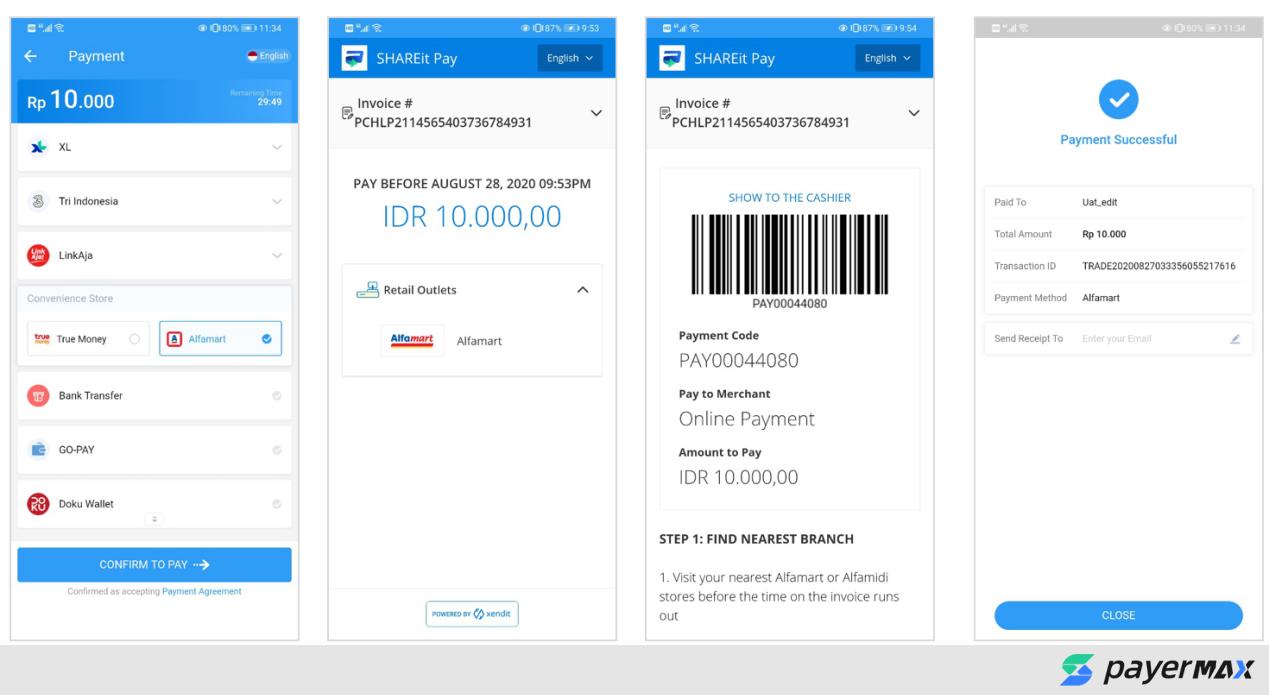 印尼本地支付接入